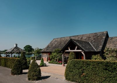 Weddings at Sandhole Oak Barn
